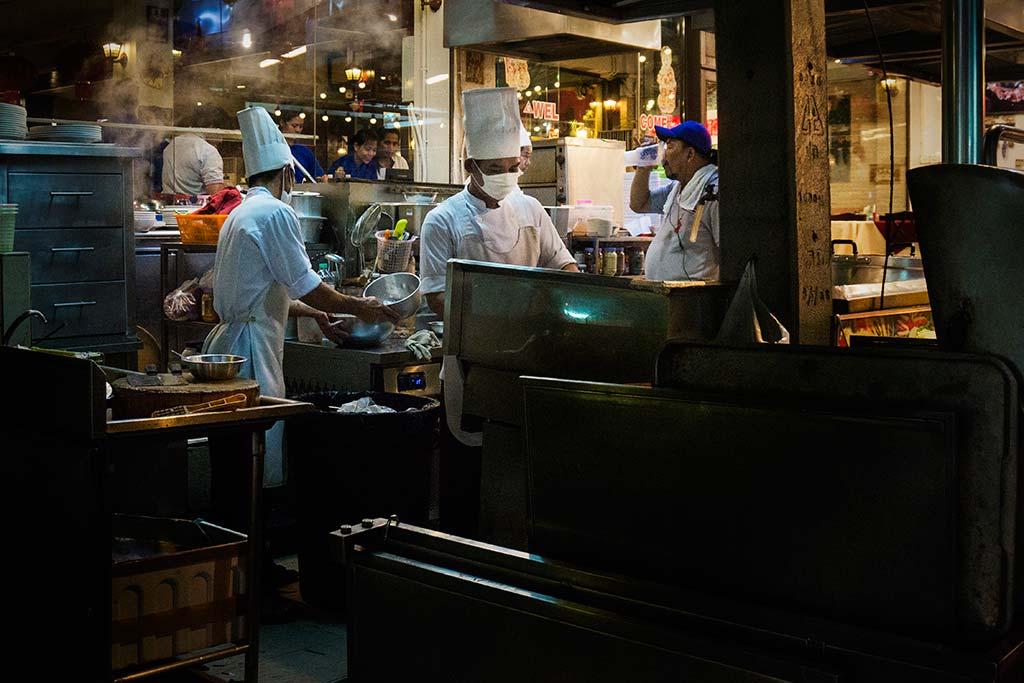 fotografía de viaje Tailandia cocinero