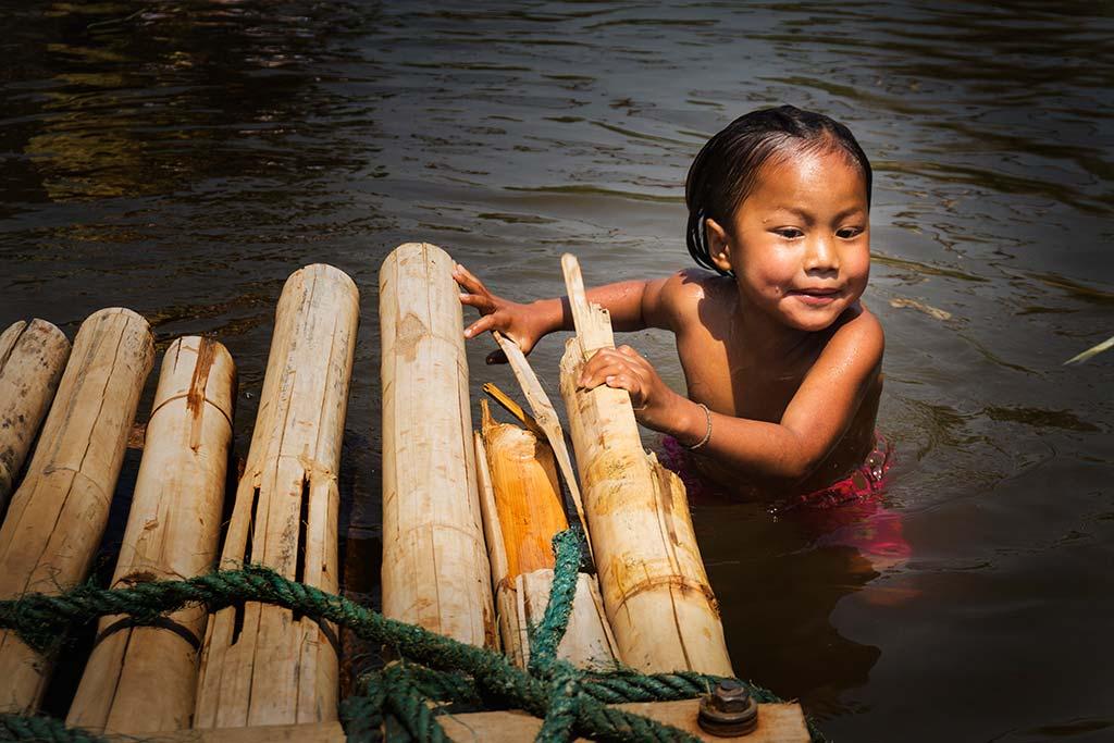 fotografía de viaje Tailandia peque agua