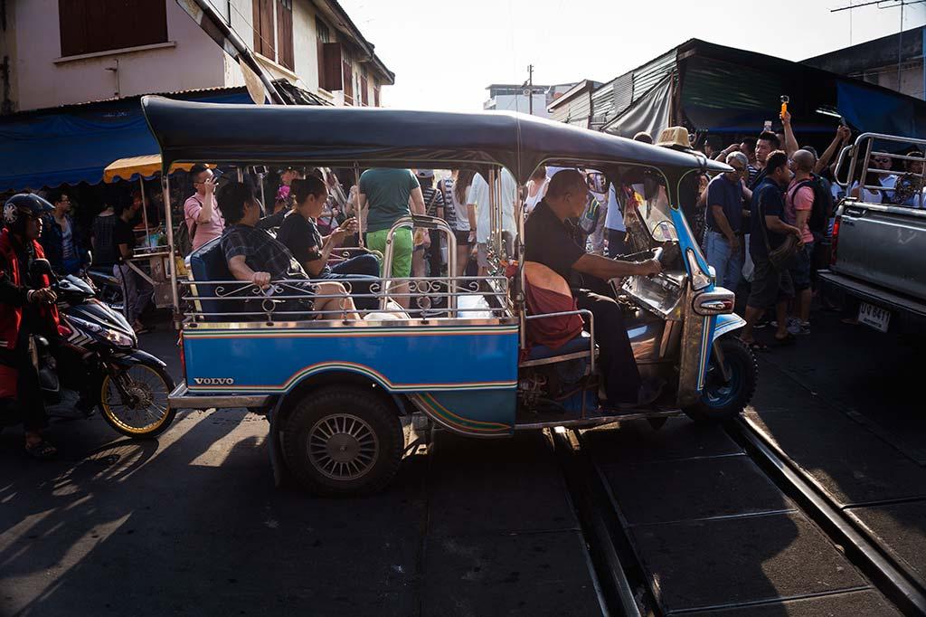 fotografía de viaje Tailandia tuk tuk