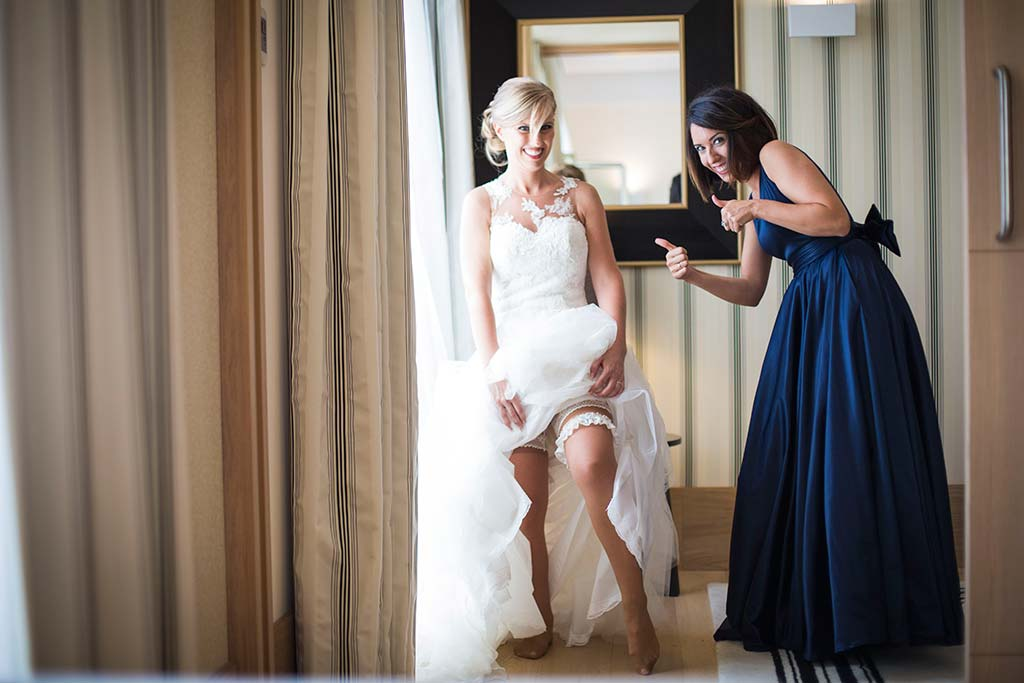 Fotos de bodas Santander Diana y Javier liga