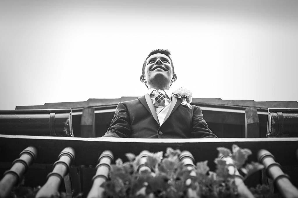 Fotos de bodas Santander Diana y Javier novio
