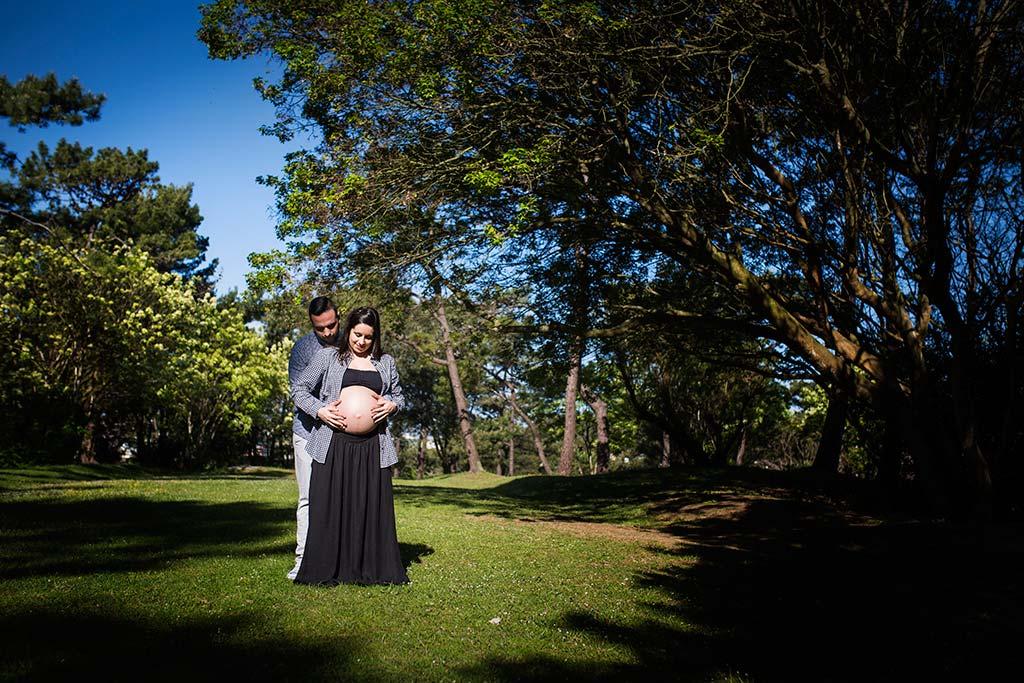 fotos de embarazadas exteriores papas