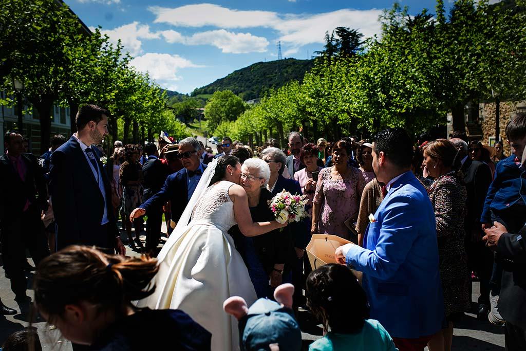 fotografo bodas Laredo Cantabria abuela