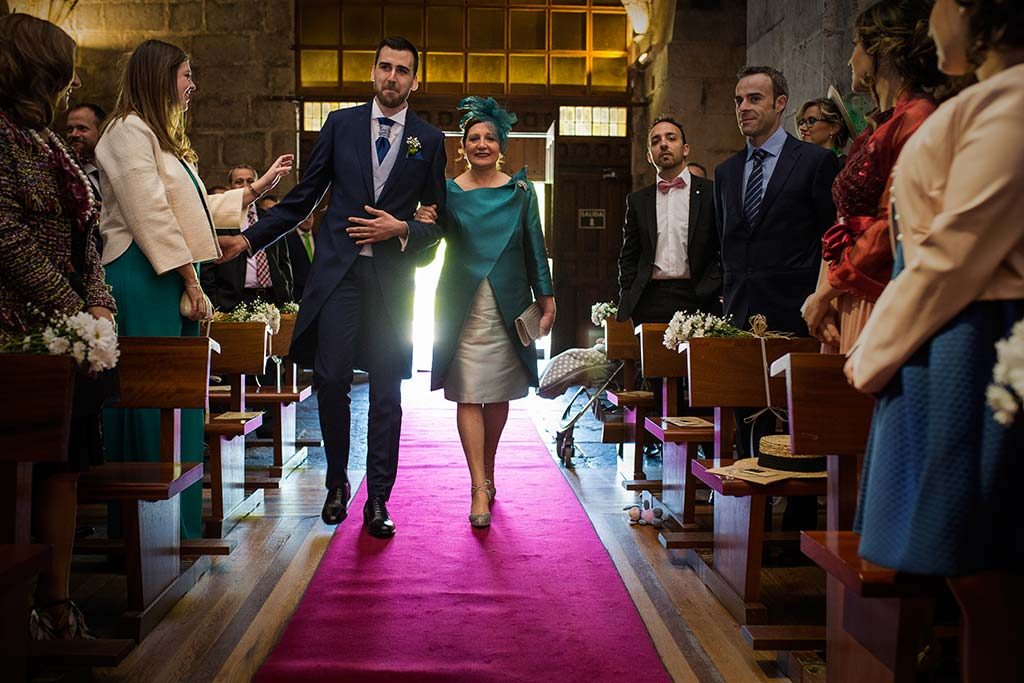 fotografo bodas Laredo Cantabria entrada kike