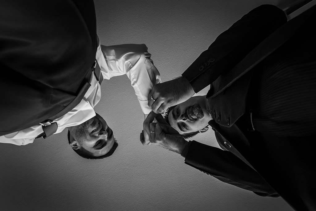 fotografo bodas Laredo Cantabria gemelos