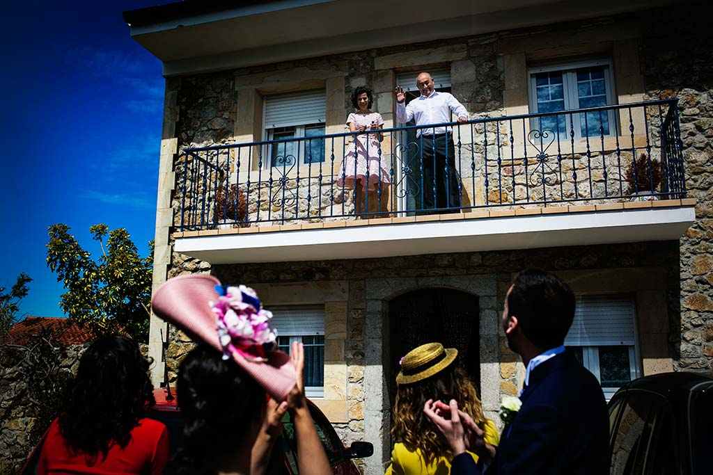 fotografo bodas Laredo Cantabria papas