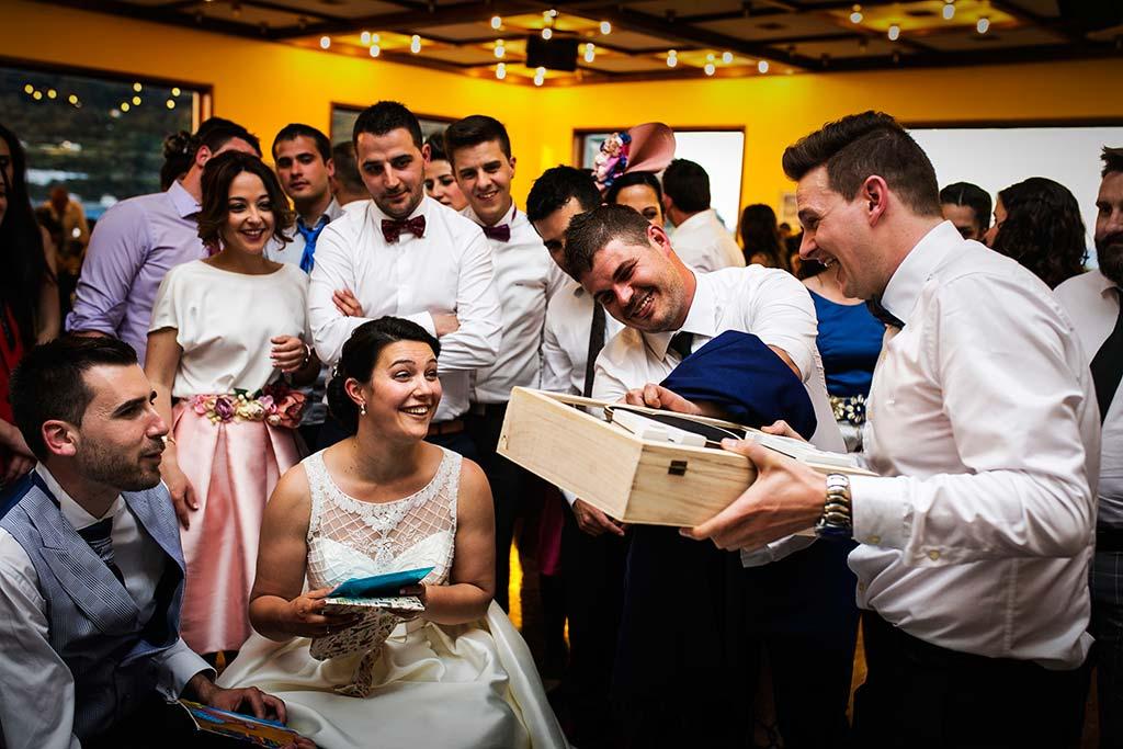 fotografo bodas Laredo Cantabria regalo