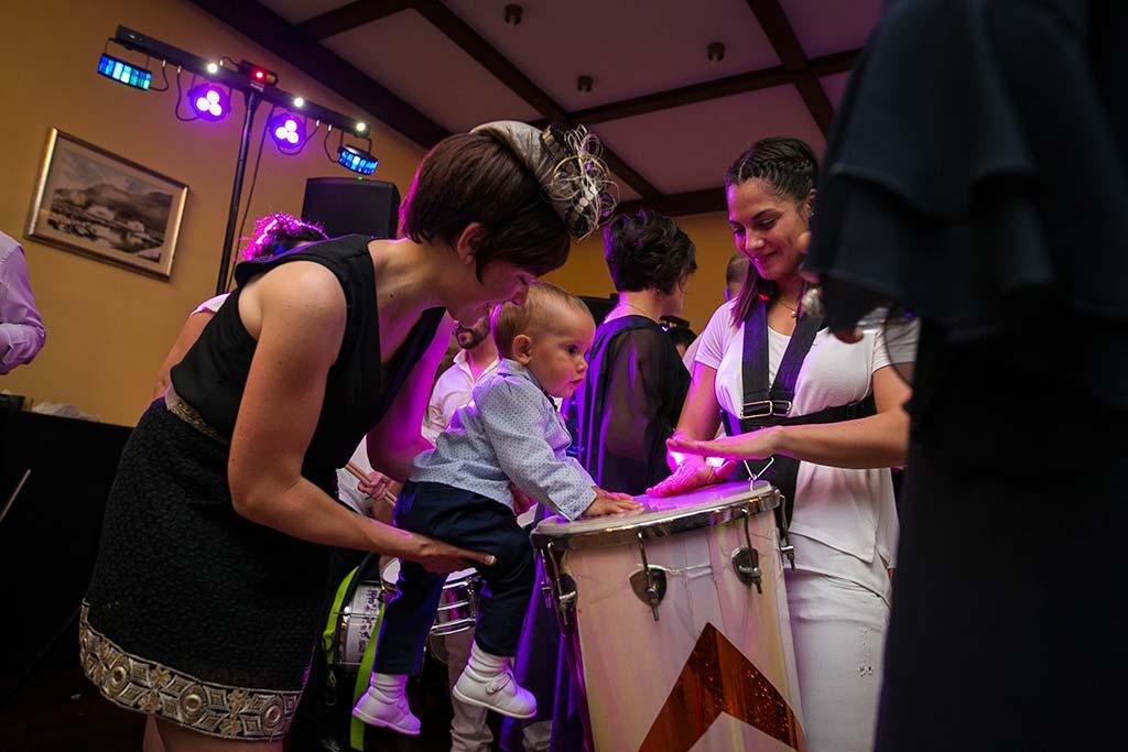 fotografo bodas Laredo Cantabria tambor