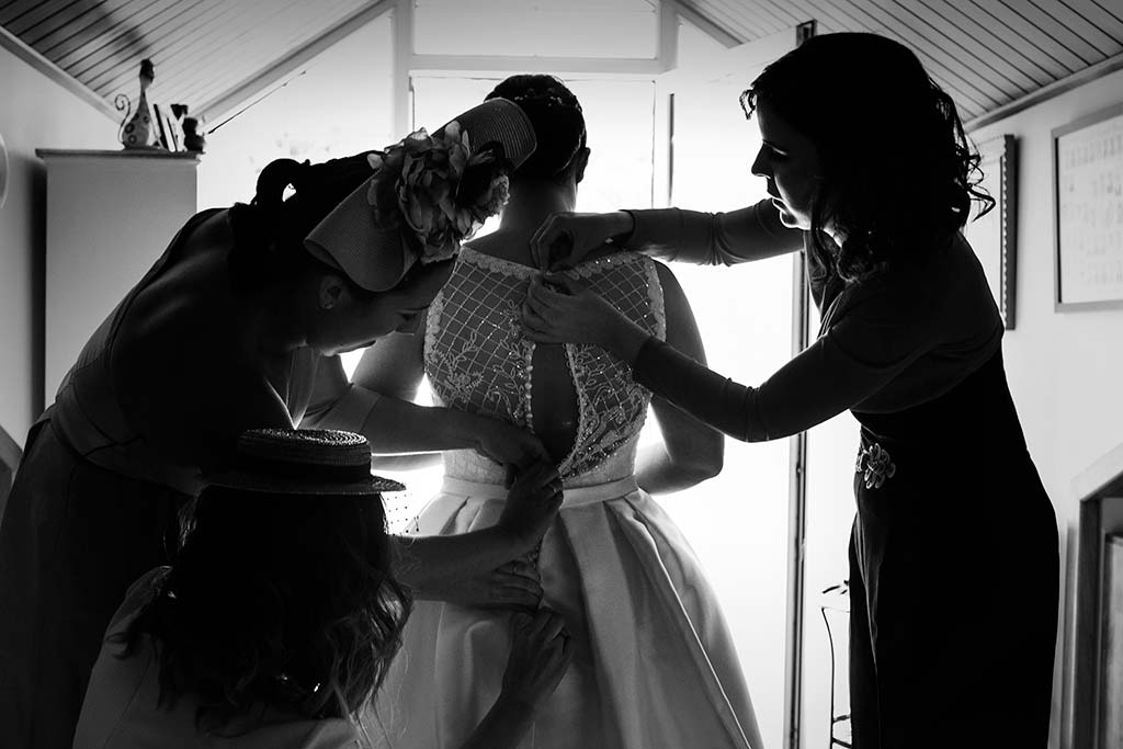 fotografo bodas Laredo Cantabria vestido