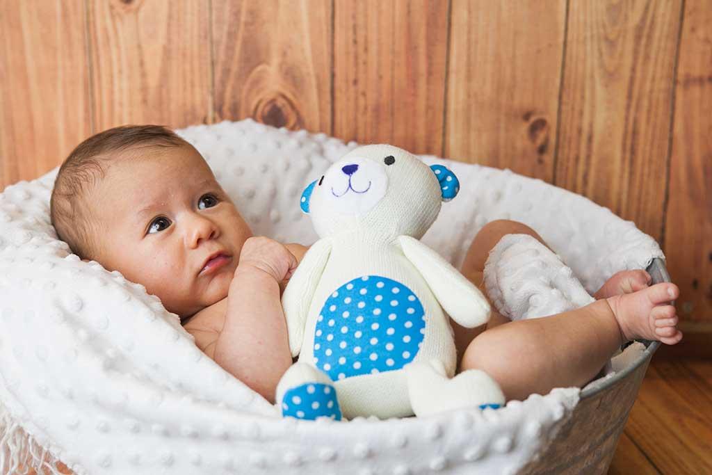 fotos de bebes Damian Marcos Greiz cubo