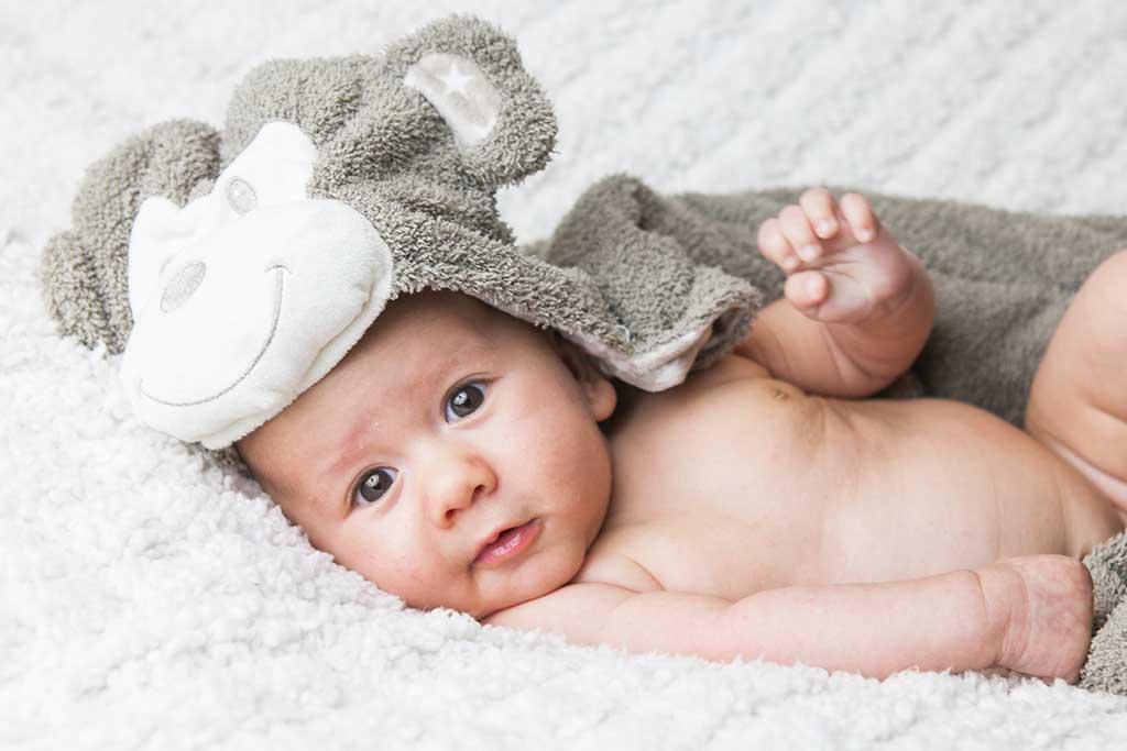 fotos de bebes Damian Marcos Greiz monito