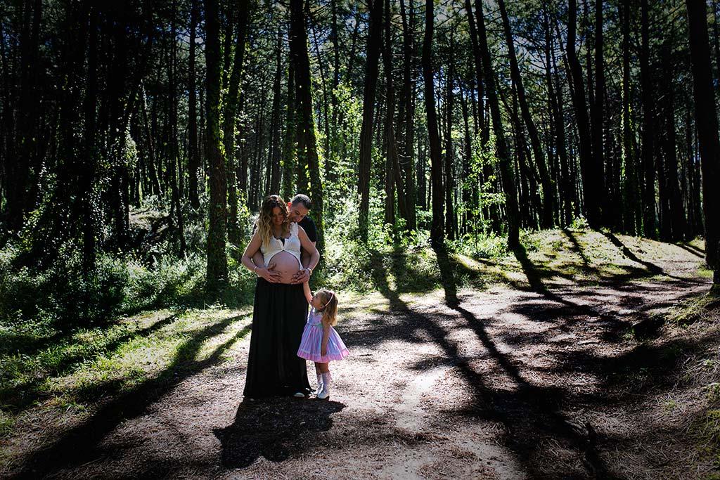 fotos de embarazadas cantabria marcos greiz papa mama elia