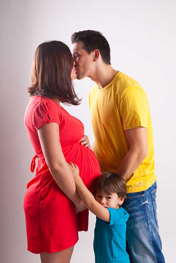 fotos de embarazas marcos greiz Damian besitos