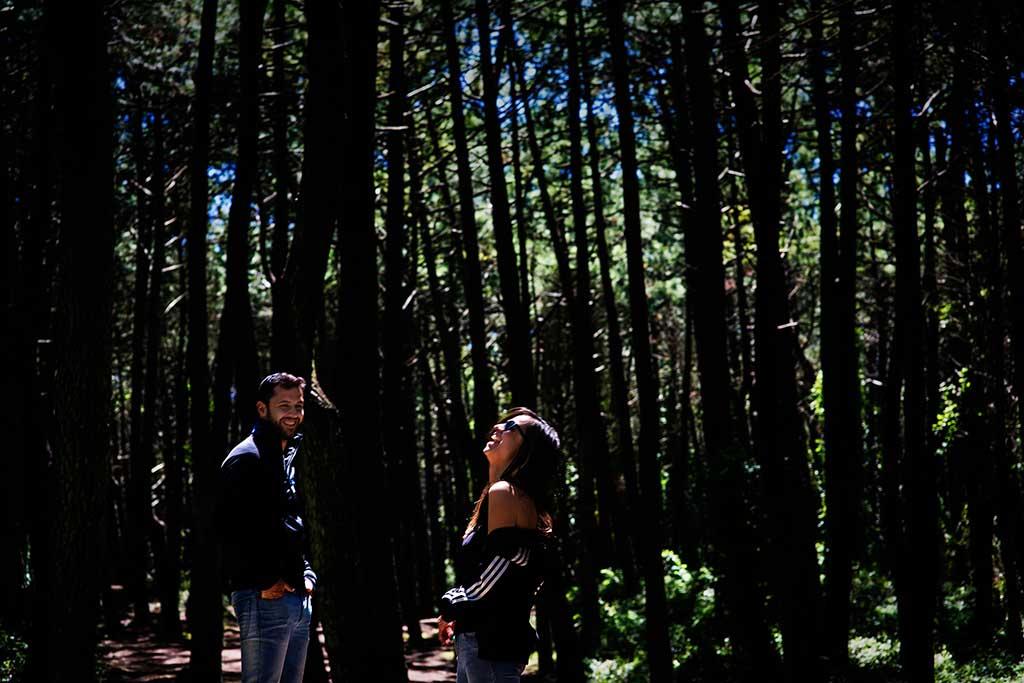 fotografo de bodas preboda liencres isa asier risas