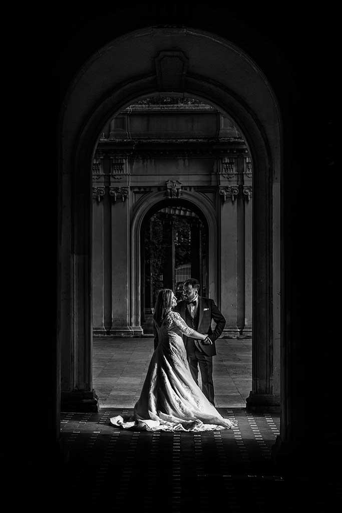 fotografo de bodas bilbao maria angel novios