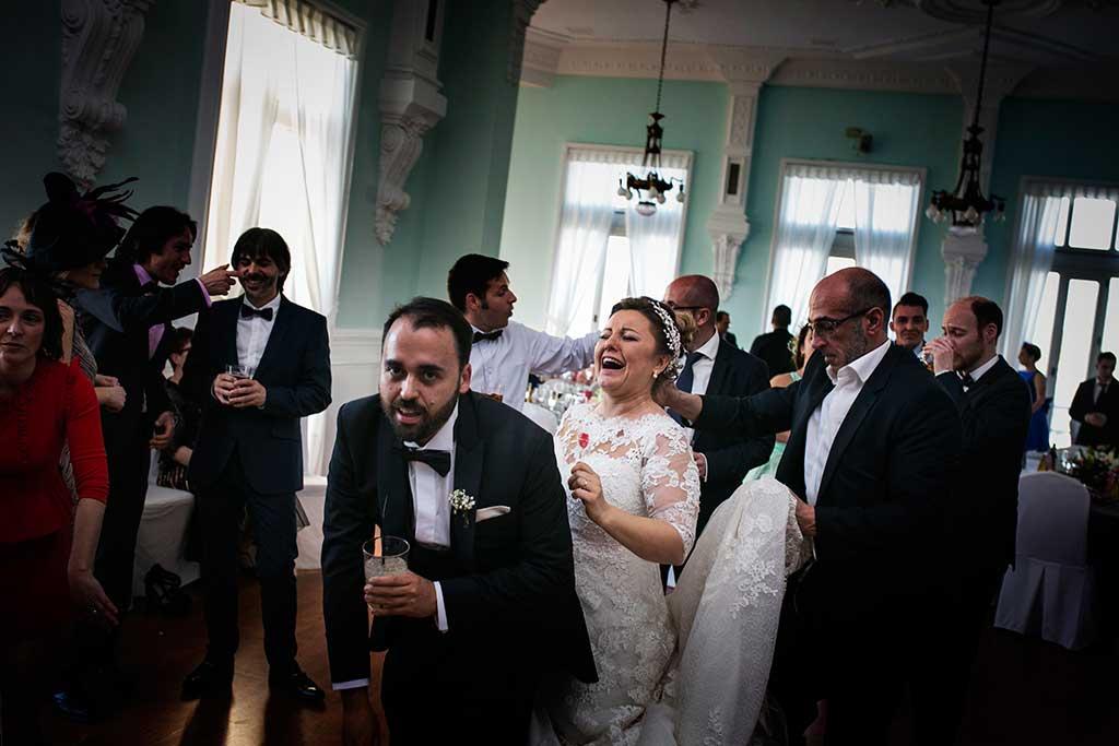 fotografo de bodas santander maria angel fiesta