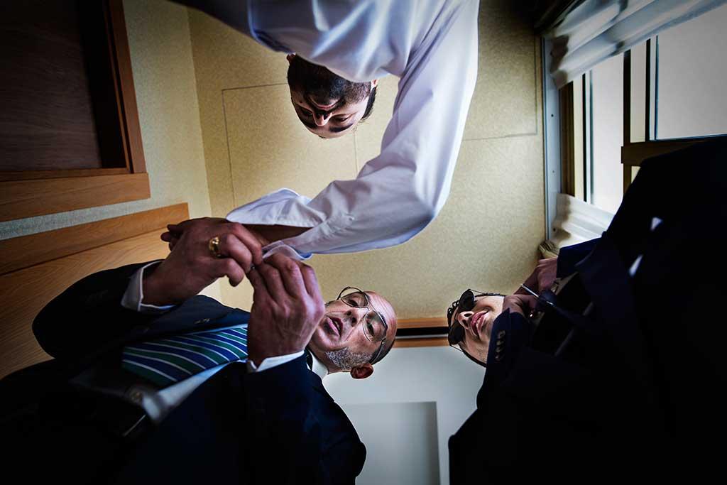 fotografo de bodas santander maria angel gemelos
