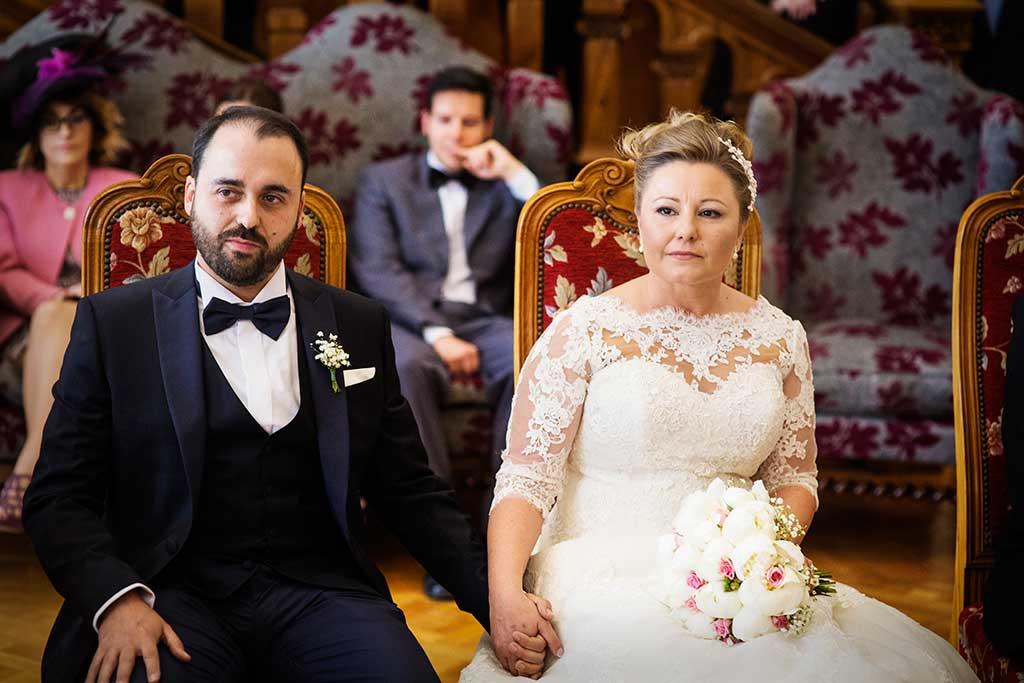 fotografo de bodas Santander Maria y Angel novios