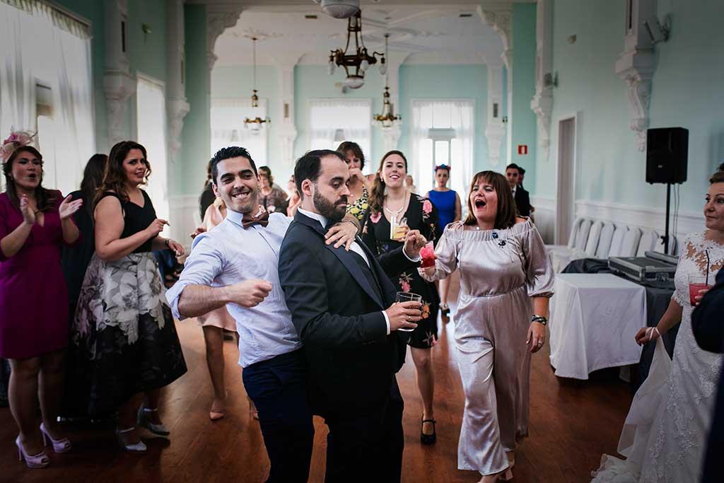 fotografo de bodas santander maria angel tio y sobrino
