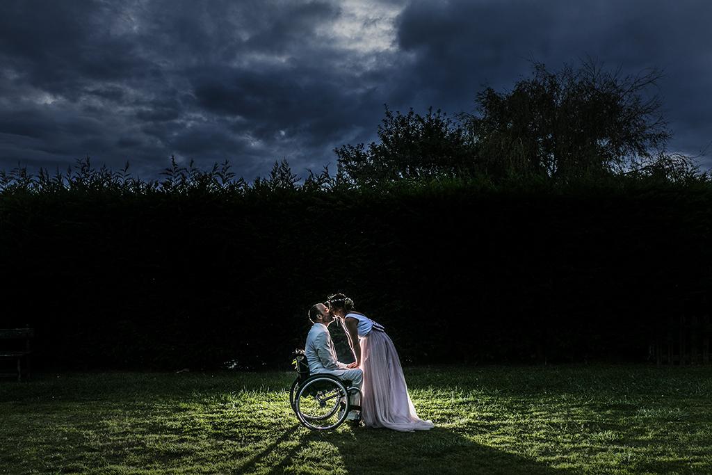 fotógrafo de bodas Cantabria besos