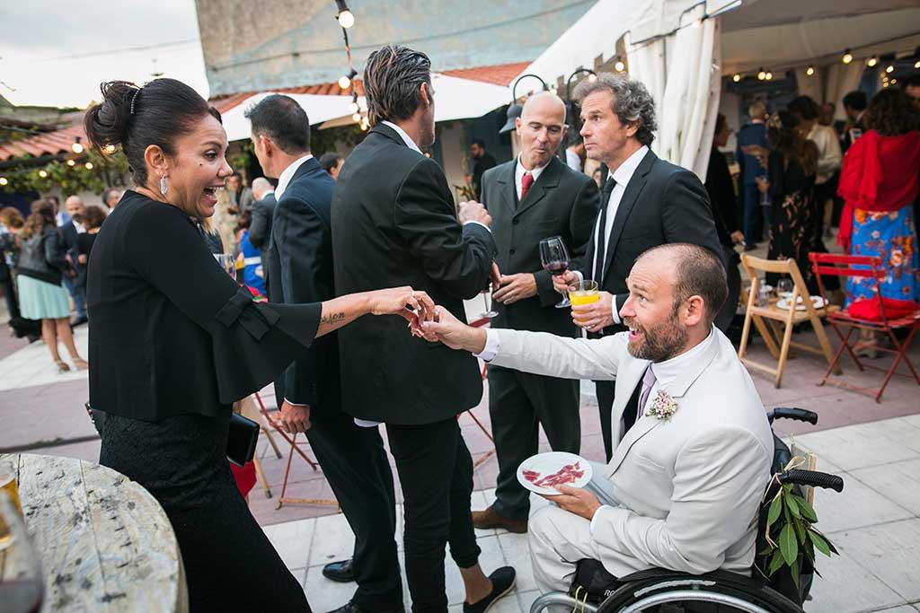 fotógrafo de bodas Cantabria jamon