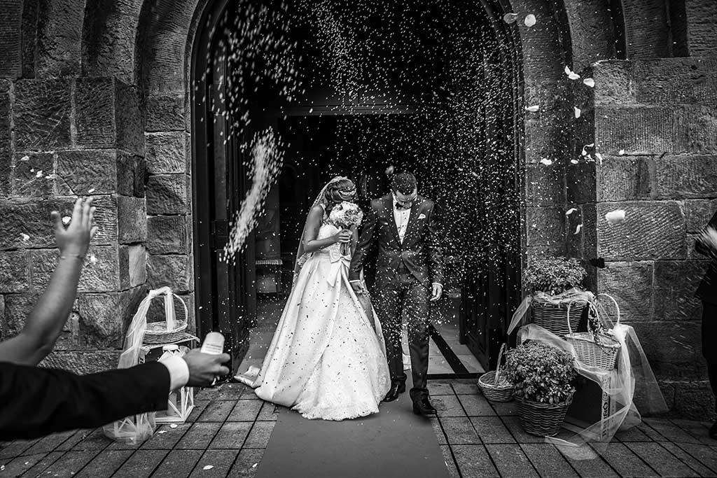 fotografo bodas Cantabria Andrea y Samuel salida