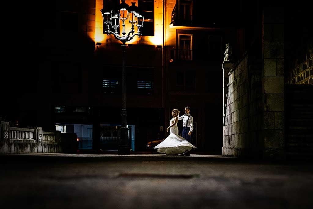 fotografo bodas Cantabria Andrea y Samuel bailemos