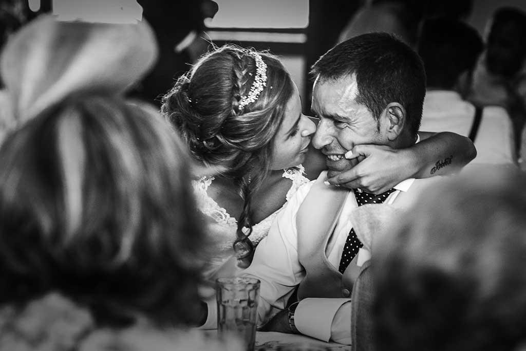 fotografo bodas Cantabria Andrea y Samuel papa