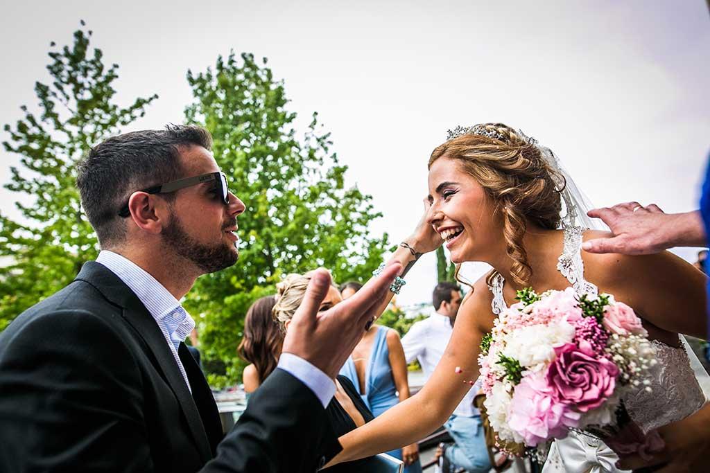 fotografo bodas Cantabria Andrea y Samuel preciosa