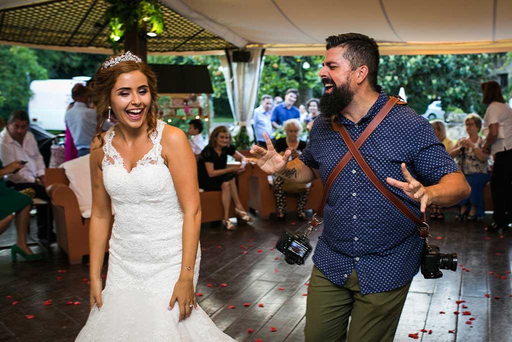 fotografo bodas Cantabria Andrea y Samuel video