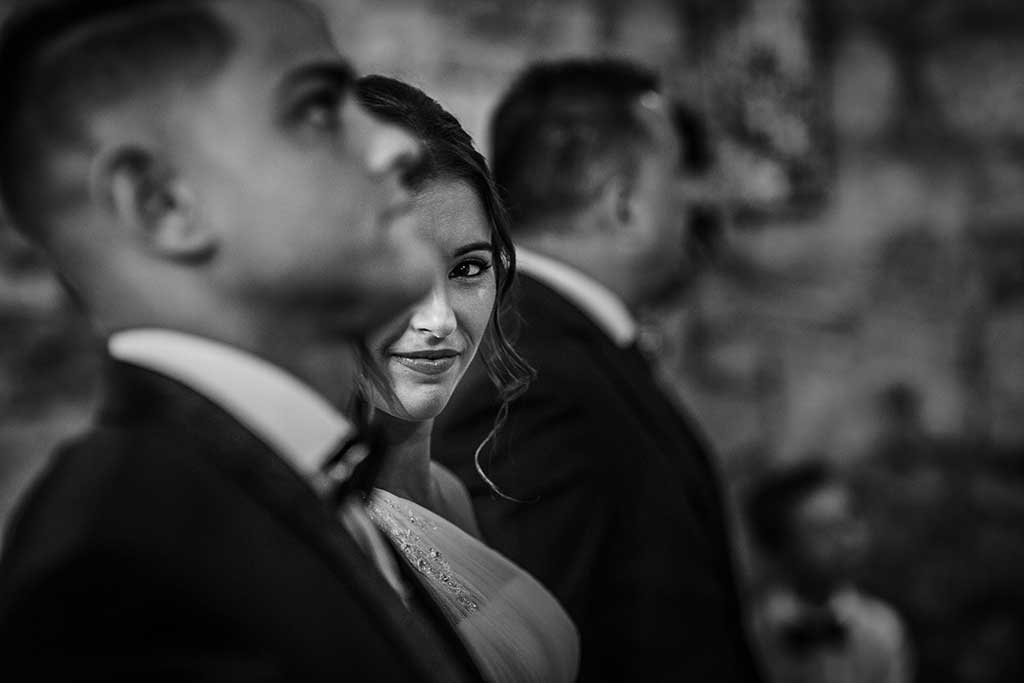 fotógrafo de bodas Santander Sandra y Fran ella