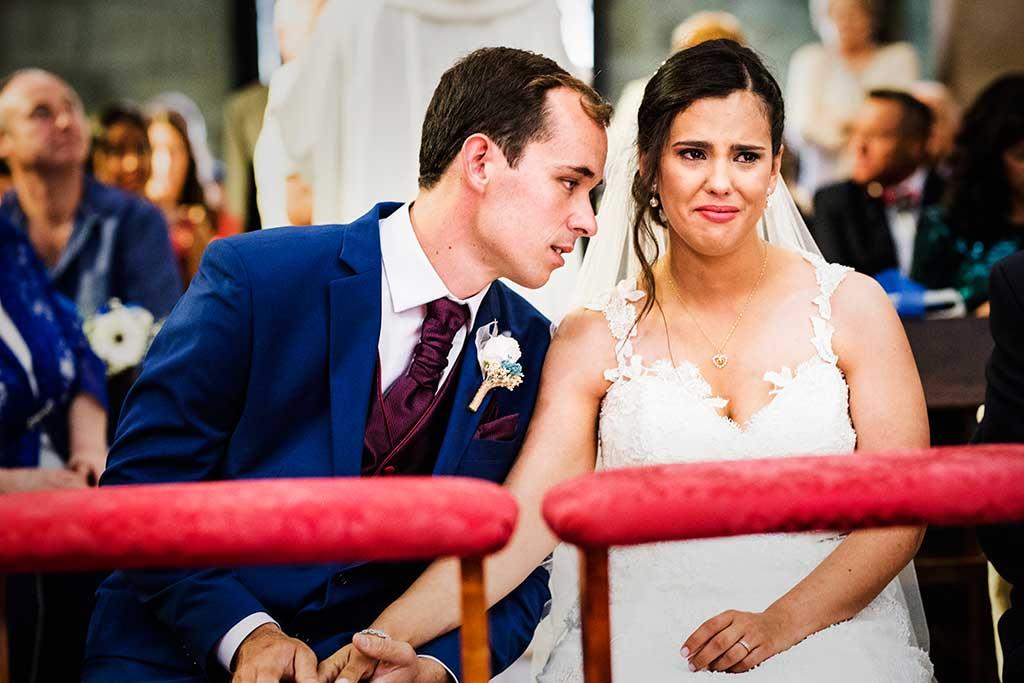 fotógrafo de bodas Cantabria Sara y Luis emocion