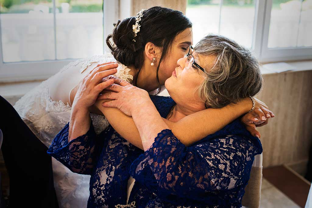 fotógrafo de bodas Cantabria Sara y Luis mama