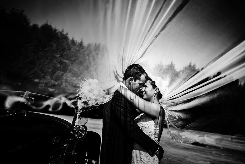 fotógrafo de bodas Cantabria Sara y Luis velo