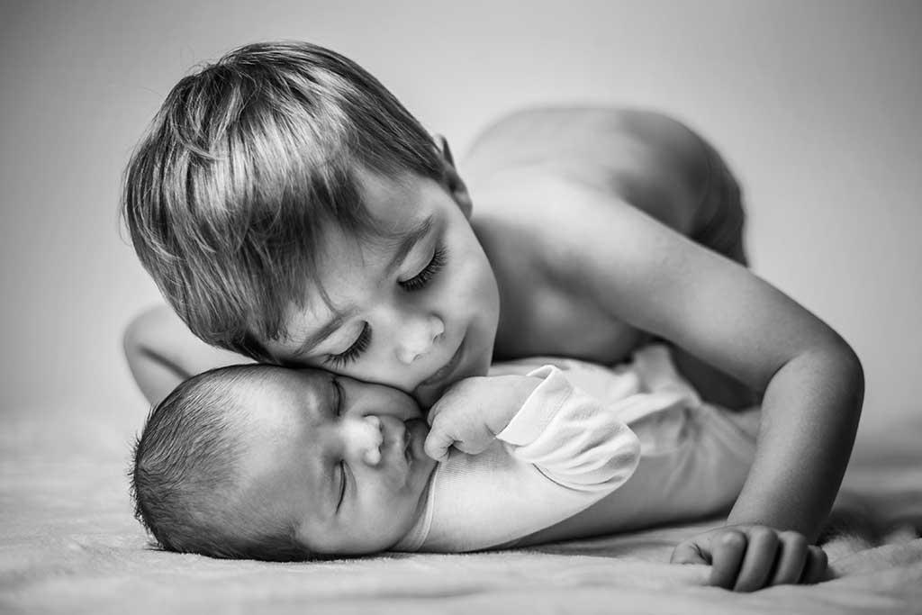 fotos de bebes recien nacido enzo hermanos