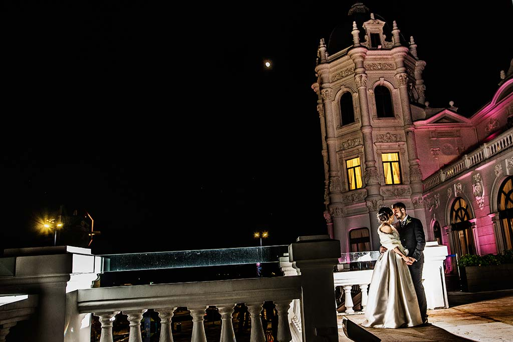 fotografo de bodas en Cantabria Maria y Borja novios