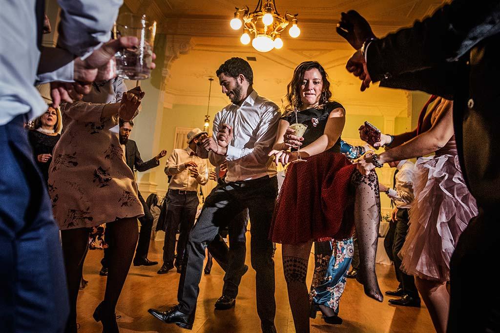 fotografo de bodas en Cantabria Maria y Borja fiesta