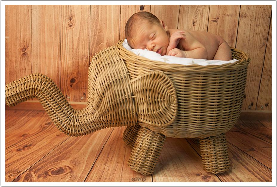 Fotógrafo de bebes Santander, Marco