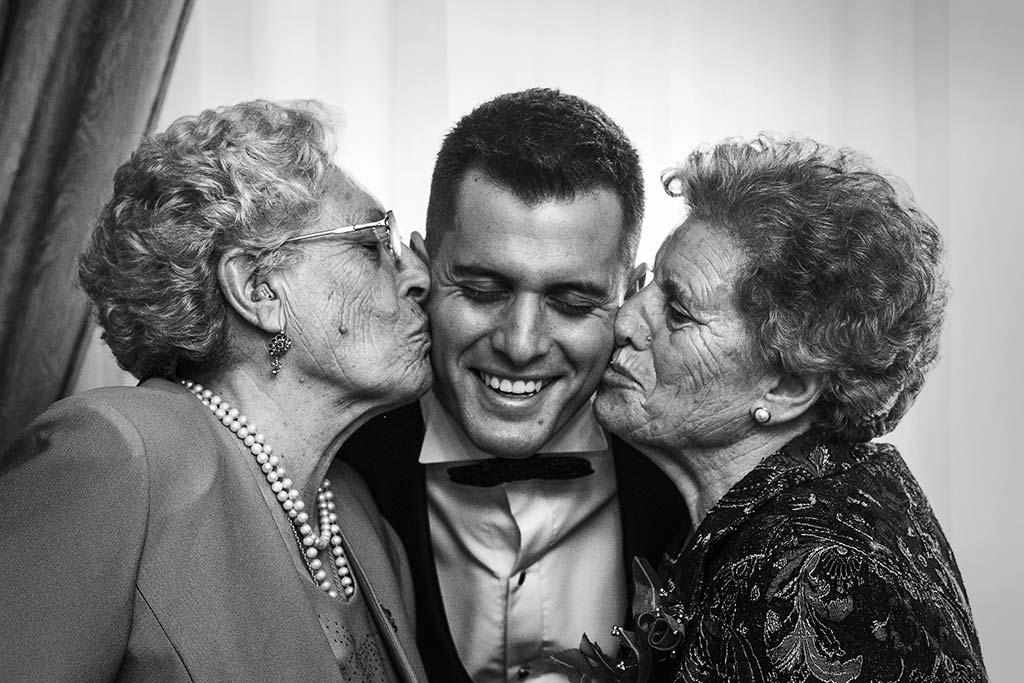 fotos de boda solares iván abuelas