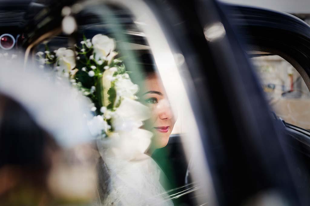 fotos de boda solares maria coche
