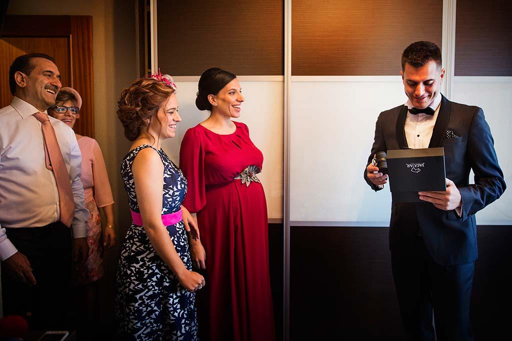 fotos de boda solares regalos novios