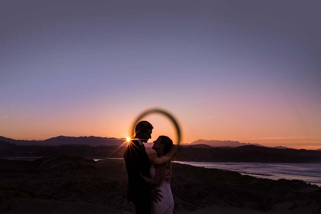 Fotos de bodas Santander Diana y Javier anillo