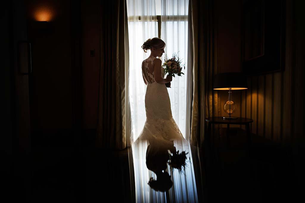 Fotos de bodas Santander Diana y Javier novia