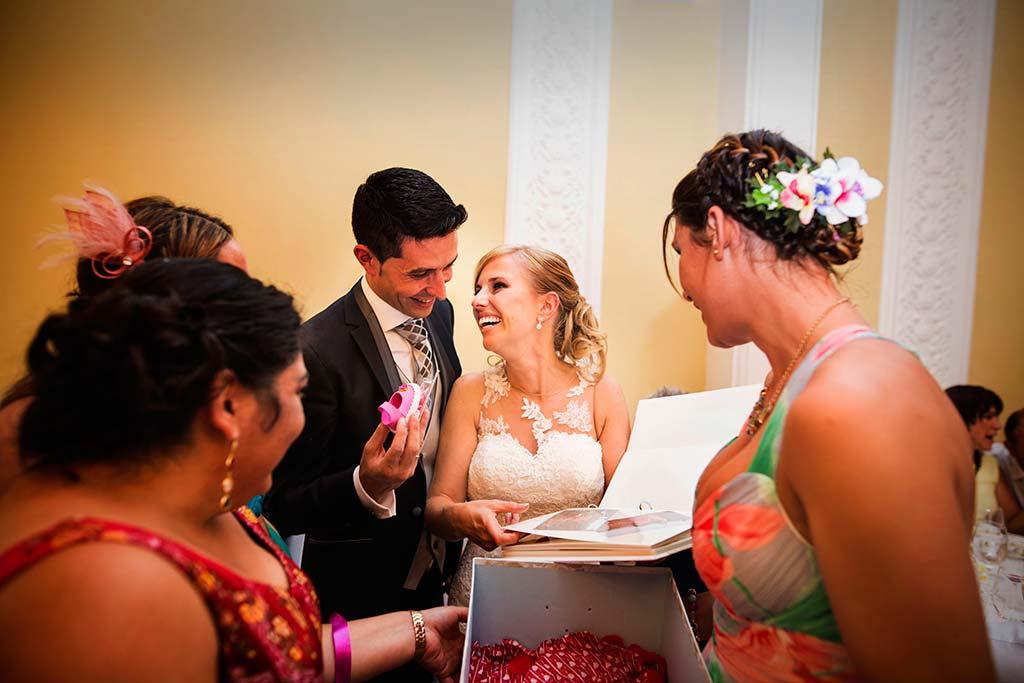 Fotos de bodas Santander Diana y Javier reaglos