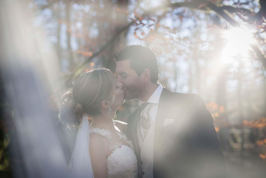 Fotos de bodas Santander Diana y Javier velo