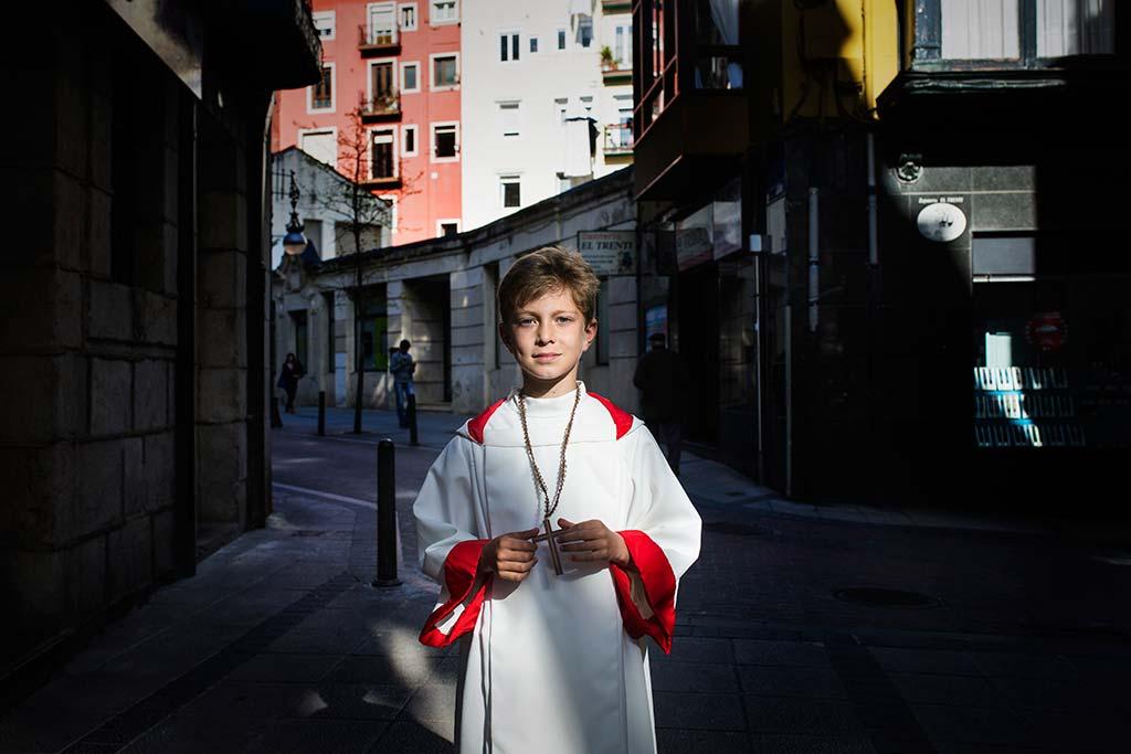 fotos comunión en Santander Marcos Greiz Mario cruz