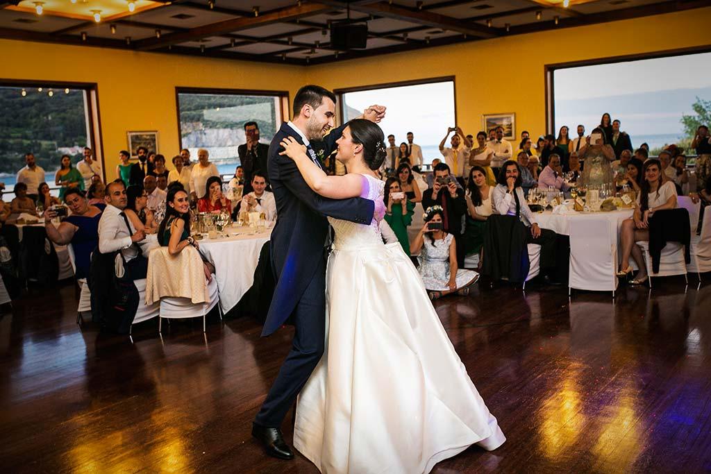 fotografo bodas Laredo Cantabria baile