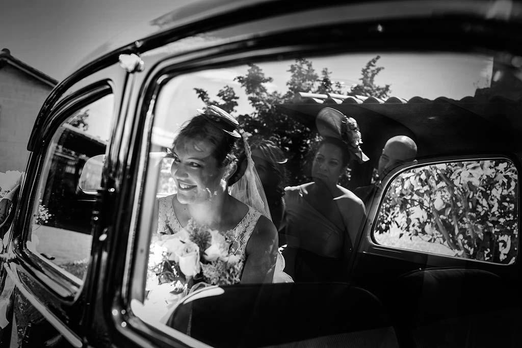 fotografo bodas Laredo Cantabria salida novia