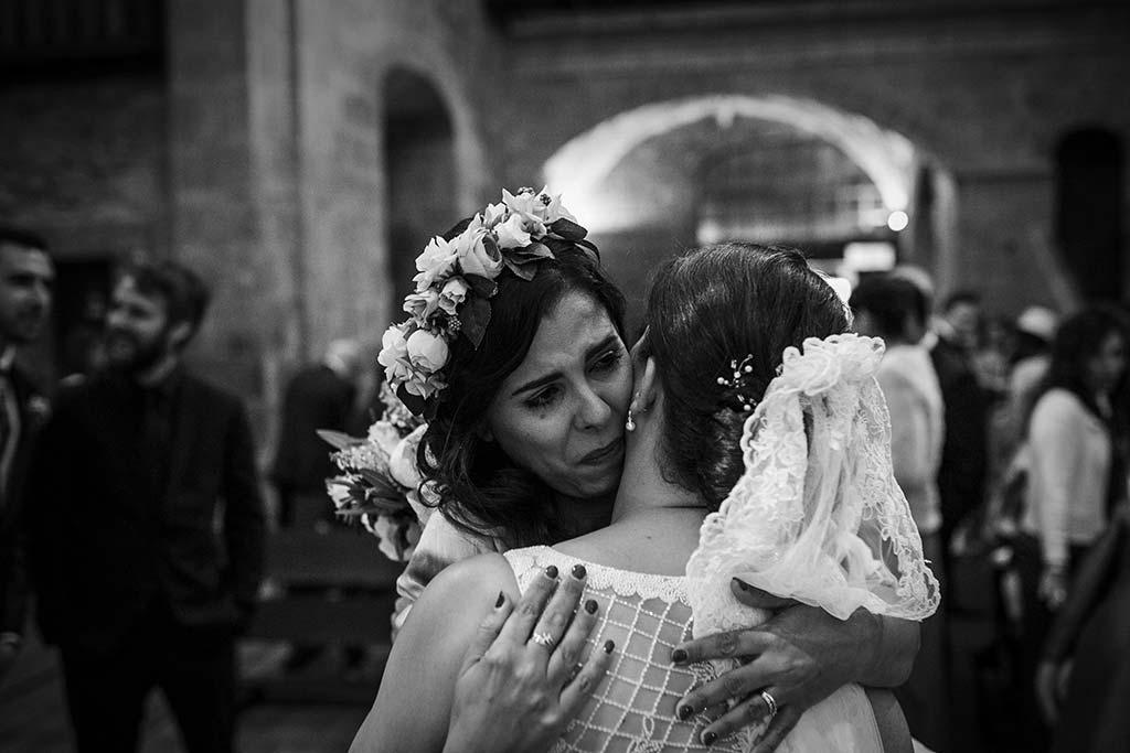 fotografo bodas Laredo Cantabria beso