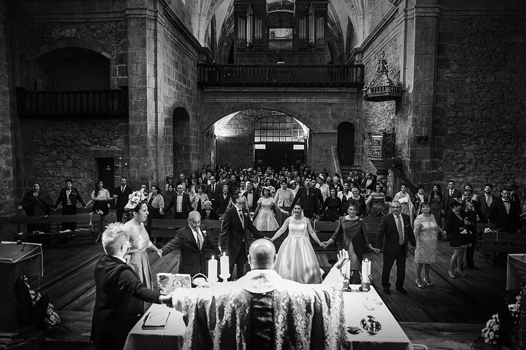 fotografo bodas Laredo Cantabria ceremonia
